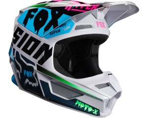 Kask FOX V-1 Czar light grey senior