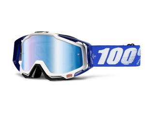 Gogle 100 % RACECRAFT Cobalt Blue