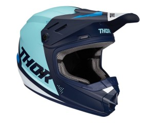 Kask Thor S20Y Sector Blade navy/blue junior