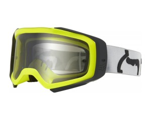 Gogle FOX Air Space II Prix grey (szybka clear)